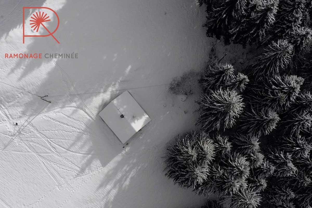 Ramonage de votre cheminée pendant la période hivernale